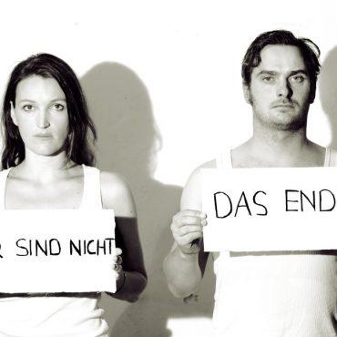 """Music for theater play """"Wir sind nicht das Ende"""""""