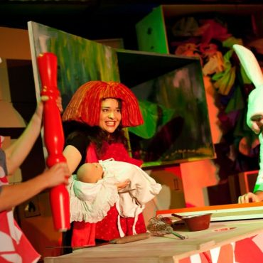 """Music for theater play """"Wunderland!"""""""