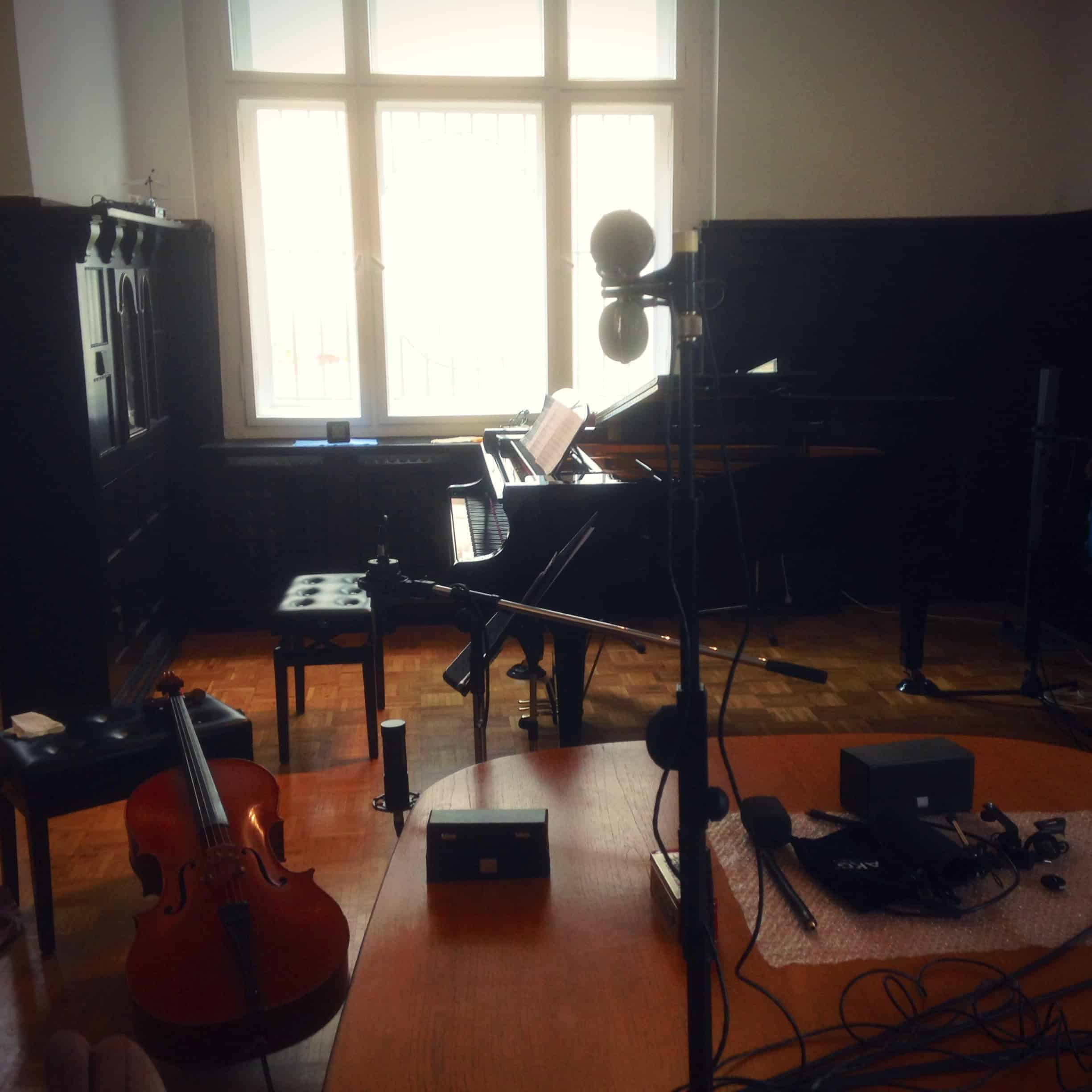 Music production by Raphael Tschernuth
